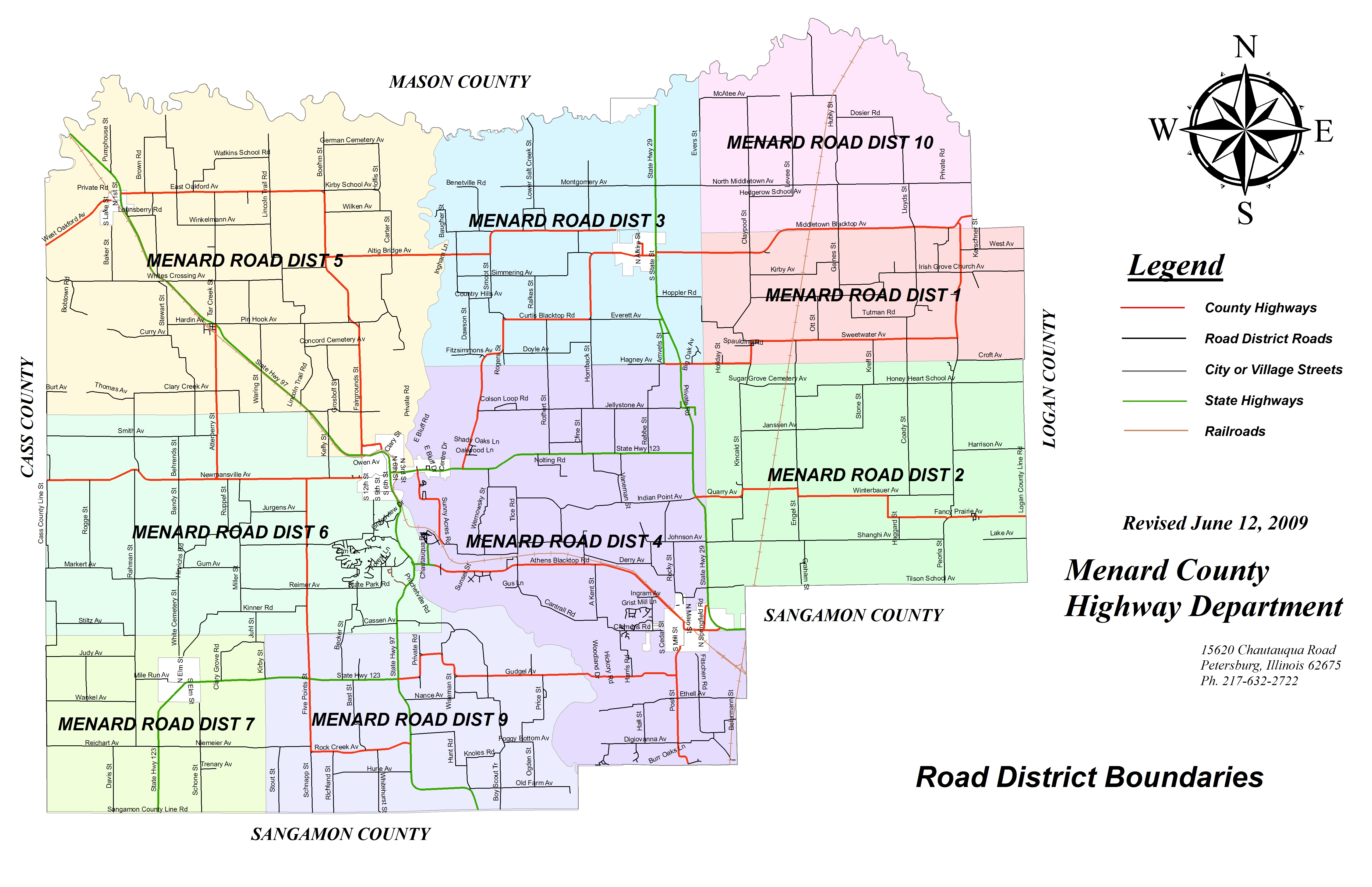 Menard County IL :: Community Resources
